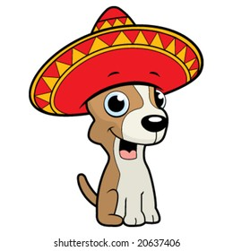 Chihuahua Sombrero