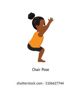 Chair Pose Images, Stock Photos & Vectors | Shutterstock