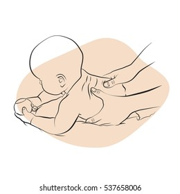 Child massage