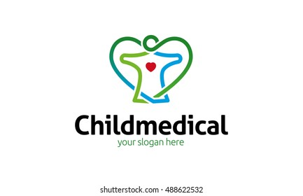 Child Medical Logo