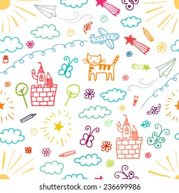 Kids Drawing Images Stock Photos Vectors Shutterstock