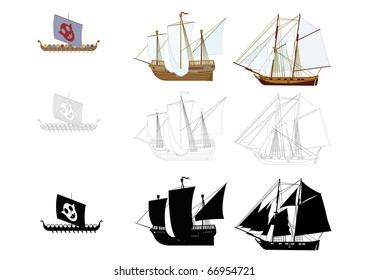 Children ship