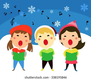 Christmas Singing Images.Christmas Carol Singers Images Stock Photos Vectors