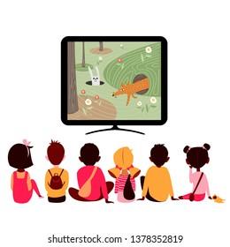 Children Race Stock Illustrations – 7,854 Children Race Stock  Illustrations, Vectors & Clipart - Dreamstime