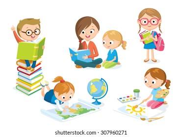 children study