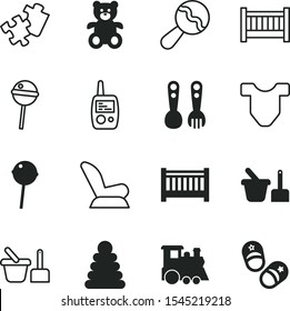 children vector icon set such as: meal, retro, shape, head, education, puzzle, transport, rattle, bib, part, road, screen, mobile, ring, postcard, sign, rainbow, style, beby, lunch, display, pretty