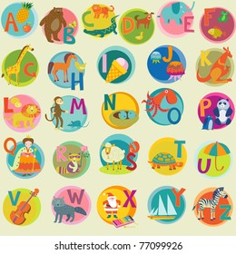 children's alphabet
