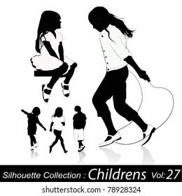 Childrens play