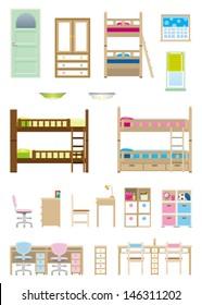 Children's room / furniture