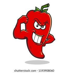 chili caracter logos