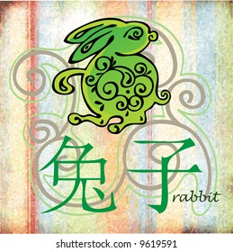 china year horoscope  - rabbit