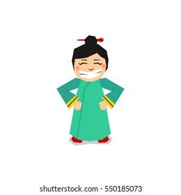 Chinese cartoon character