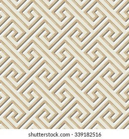 Chinese Lattice Pattern (repeat tile within artwork)