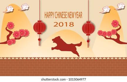Chinese New Year Wall Art Images, Stock Photos & Vectors | Shutterstock