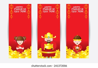 Chinese New Year Backdrop