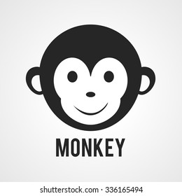 Chinese New Year of the Monkey symbol