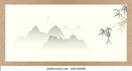 Chinese Painting, Scroll