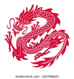 Chinese Traditional Pattern(Dragon)-12