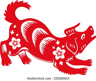 Chinese zodiac of dog