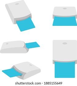 Chip card reader. USB SMART CARD READER.