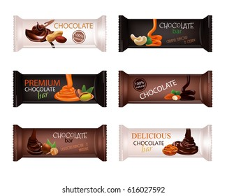 Chocolate Wrapper Images Stock Photos Vectors Shutterstock