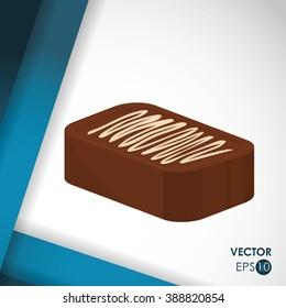 Chocolate icon design