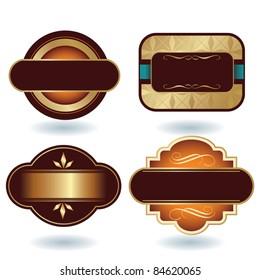 Chocolate Logo Template