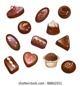 Chocolates & truffles