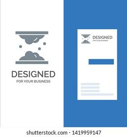 Cholesterol, Dermatology, Lipid, Skin, Skin Care, Skin Grey Logo Design and Business Card Template