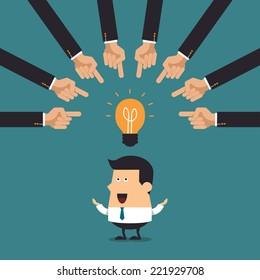 Choosing the Best Business Idea, Idea concept