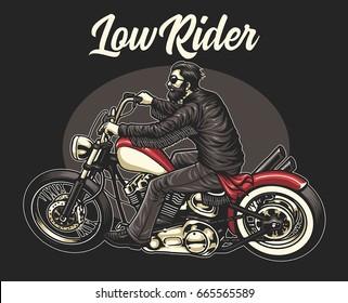 Chopper Low Rider