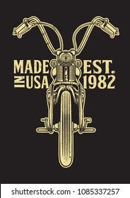 Chopper Motorcycle Emblem,Logos,Badge