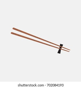 chopsticks vector
