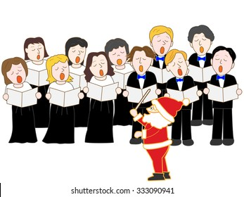 Chorus group to sing in Christmas concert
