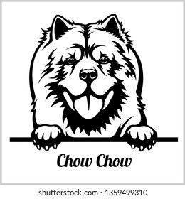 Royalty Free Chow Dog Illustration Stock Images Photos Vectors