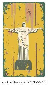 Christ the Redeemer Statue sign