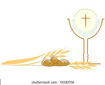 Christian symbol, the Communion