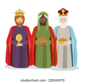Christianity design over white background,vector illustration