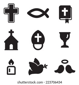 Christianity Icons