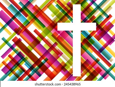Cross With Sky Free PPT Backgrounds for your PowerPoint ...
