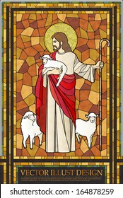 Christianity Stained Glass