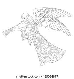 Vectores, imágenes y arte vectorial de stock sobre Angels ...