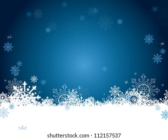 Christmas Background. Abstract Vector Illustration. Eps10.