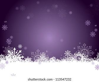 Christmas Background. Illustration in Eps10 Format.