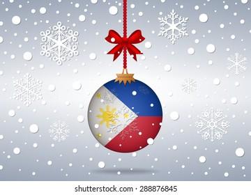 Christmas background Philippines