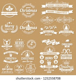 Christmas Background Vector background for banner, poster, flyer
