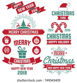 Christmas Background Vector background for banner, poster, flyer