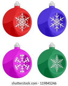 Christmas Balls (Round)
