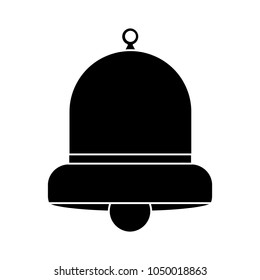 christmas bells, church bell - school bell icon
