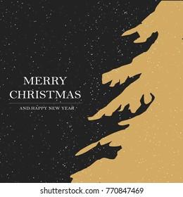 Christmas card  , christmas background